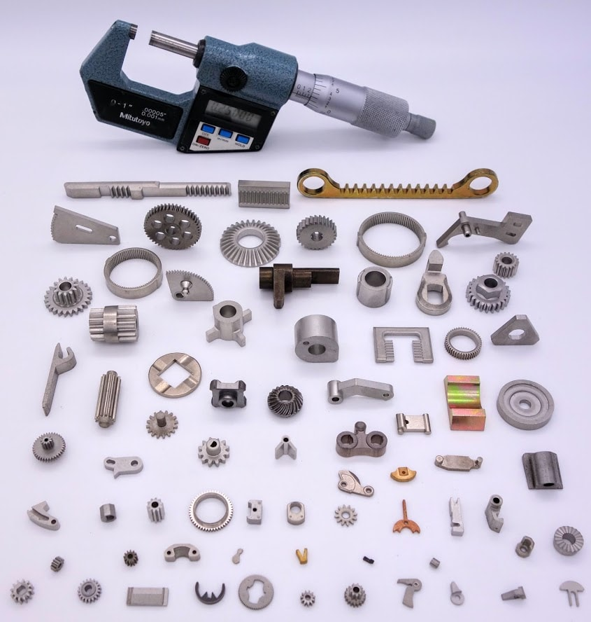Assorted parts