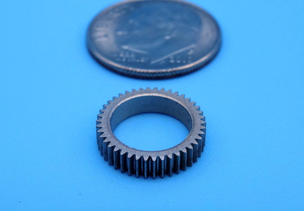 Gear 94DP for powered medical device