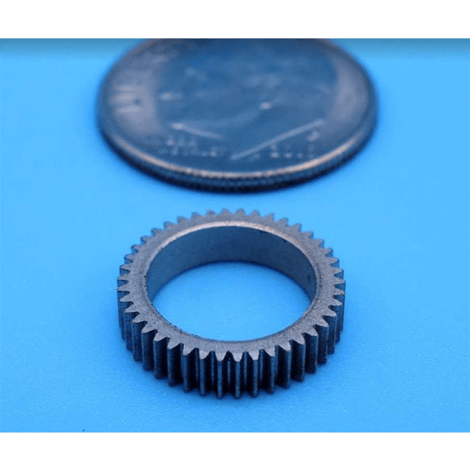 Fine Pitch Gearing